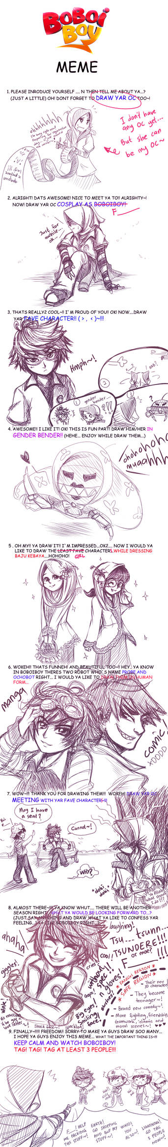 BoBoiBoy Meme 2~! by ryocutema