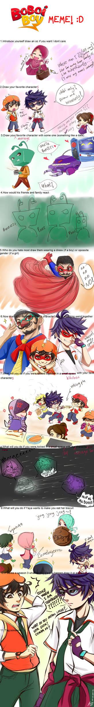 BoBoiBoy Meme 3~! by ryocutema