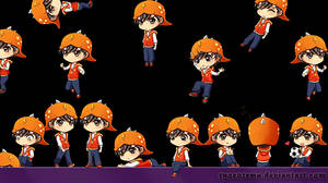 Shimeji: BoBoiBoy School ver. by ryocutema