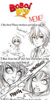 BoBoiBoy Meme 6~! by ryocutema