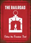Fallout 4 Railroad Tin Sign