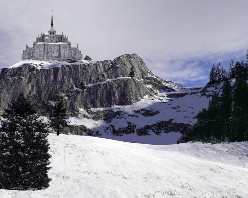 Winter by JezyCarole
