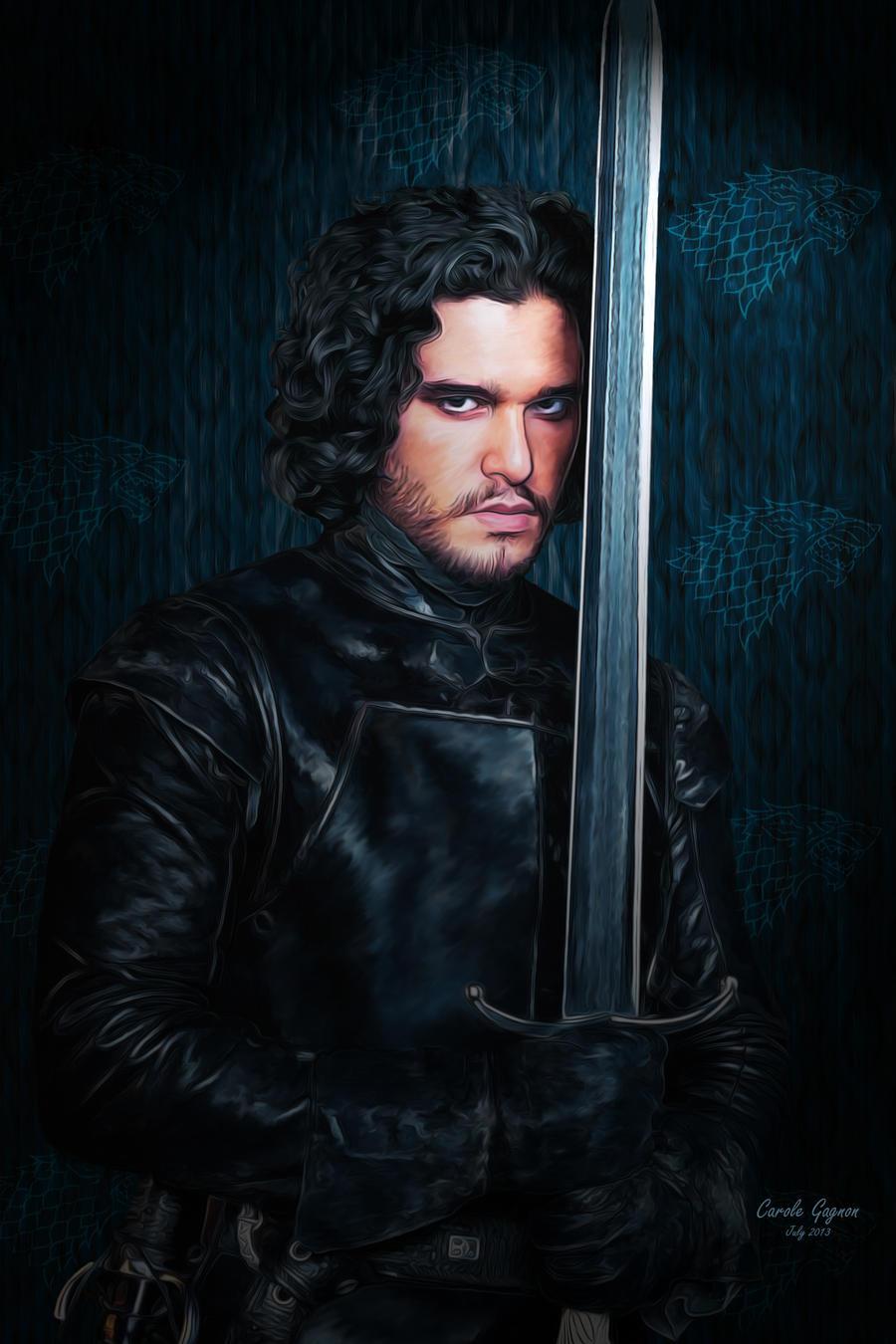 Jon Snow Stark