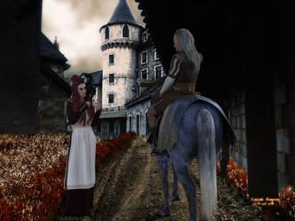 The arrival by JezyCarole