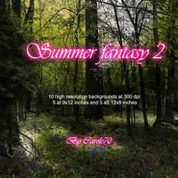 Summer Fantasy 2 by JezyCarole