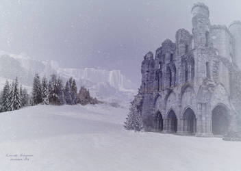 Winds of winter by JezyCarole