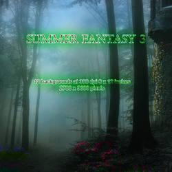 Summer Fanatasy 3 by JezyCarole