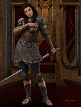 Jade Boissy amazone du roi