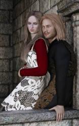 Sabine and Theo