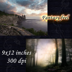 Fantasy Scenery 2b