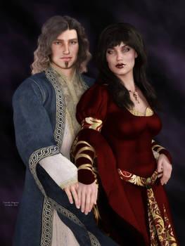 Hugon et Celia Debeauvillier