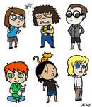 Tinyklok Cast