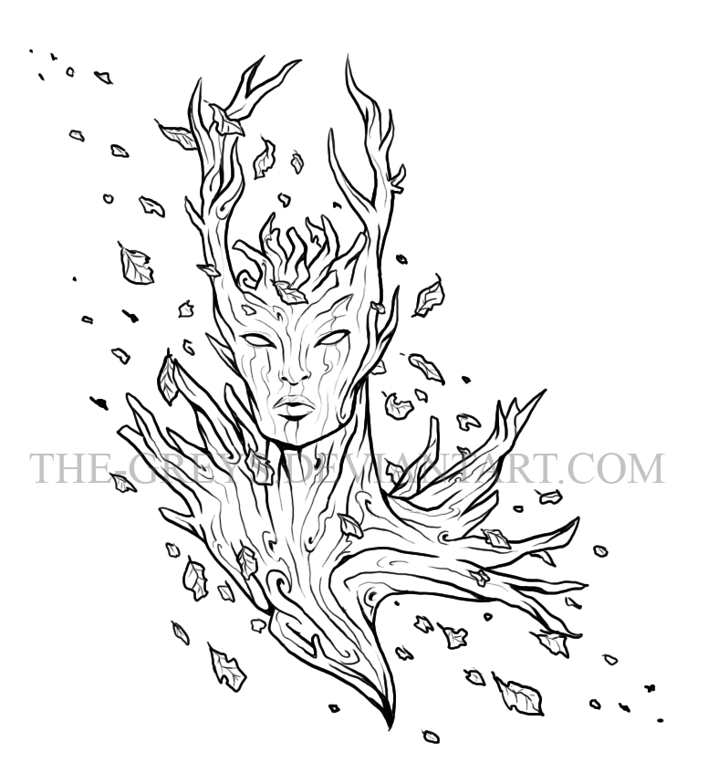 Spriggan Tattoo Design by The-Greys