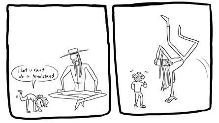 MMC Strip - Handstand