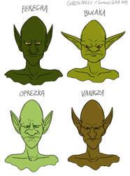 Goblin Races
