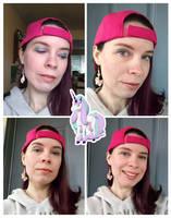 Makeup: Galarian Rapidash
