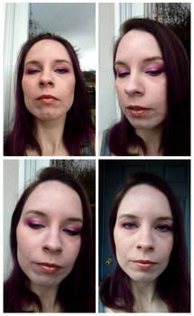 Metallic Pink-Purple