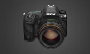 Pentax K7 by Stinky9
