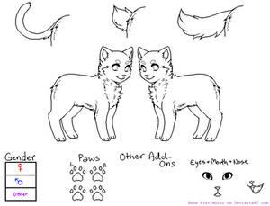 Cat Base - PLEASE READ DESCRIPTION