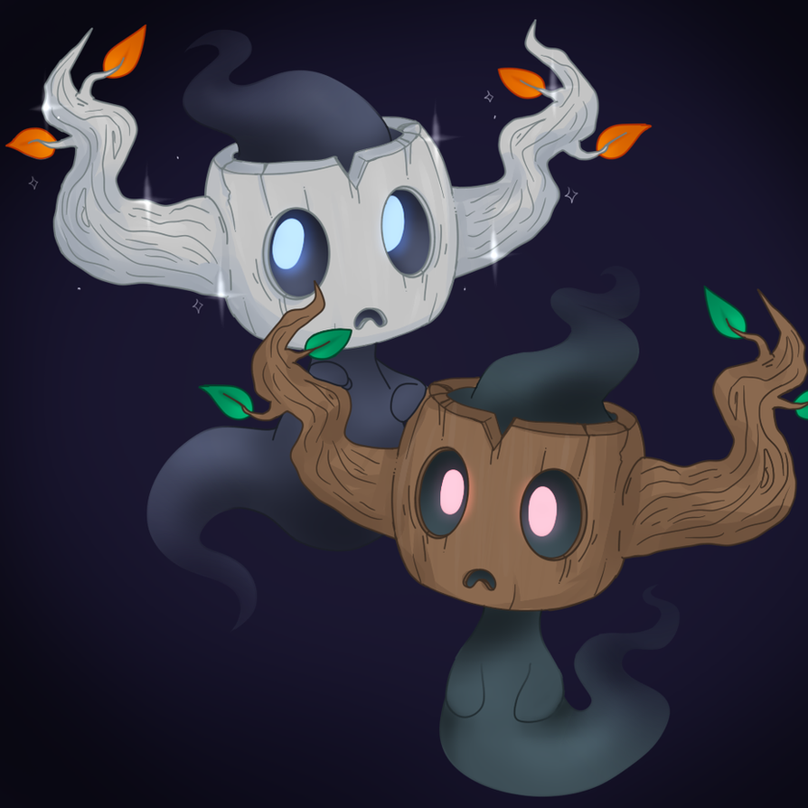 spoopy number two by MistyMochi