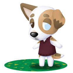 Villager Zeke Has Moved In