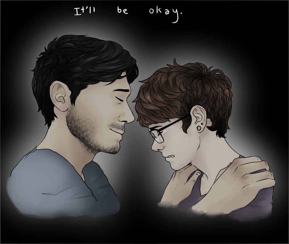im sad all the time ok by MistyMochi