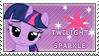 Twilight Sparkle Stamp by SugarShiina