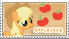 Applejack Stamp! by SugarShiina