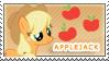 Applejack Stamp! by SugarShiina