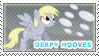 Derpy Hooves Stamp by SugarShiina
