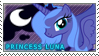 Princess Luna Stamp by SugarShiina
