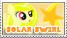 SolarSwirl Stamp by SugarShiina