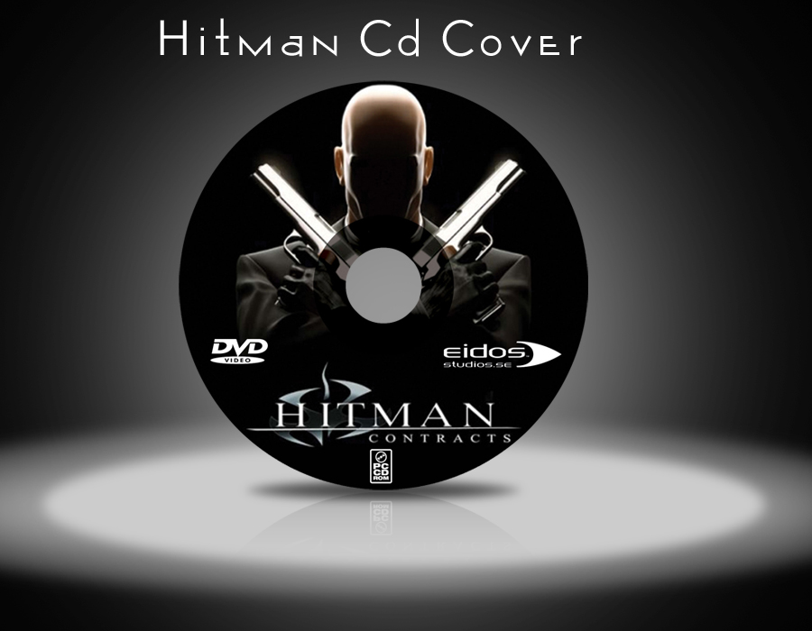 Cd Cover by MahdyDesigns
