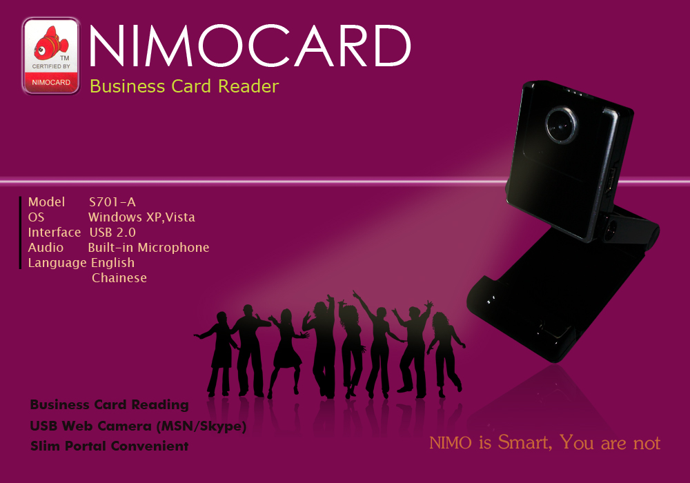Nimo business card reader by mahdydesigns on deviantart nimo business card reader by mahdydesigns reheart Gallery