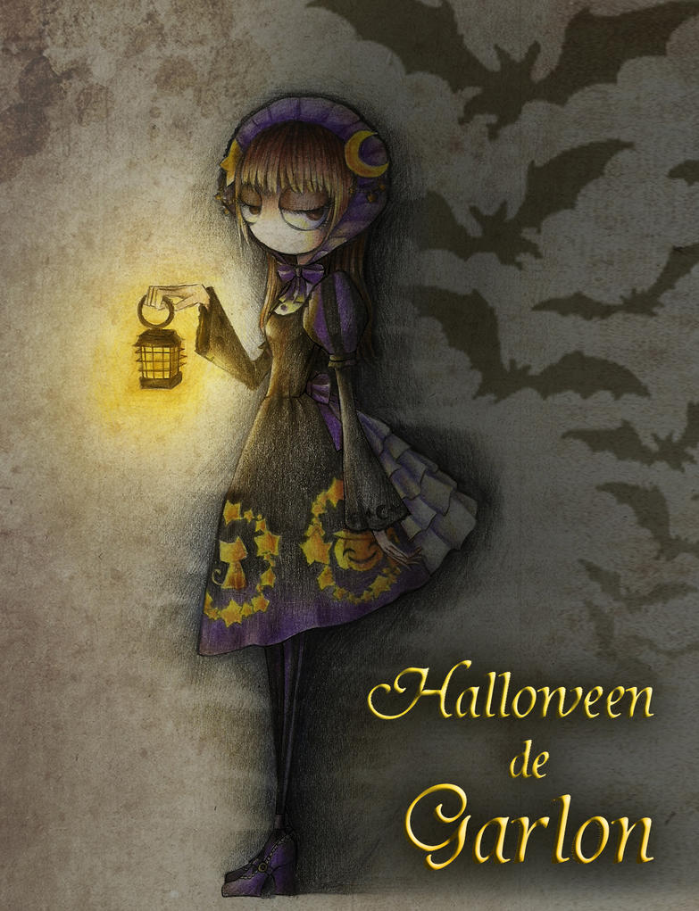 Halloween de Garlon by CardLaguz