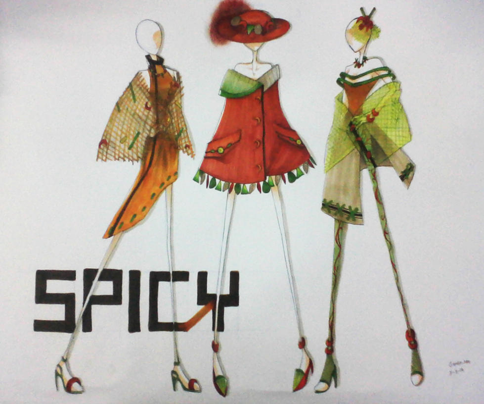 SPICY by CardLaguz