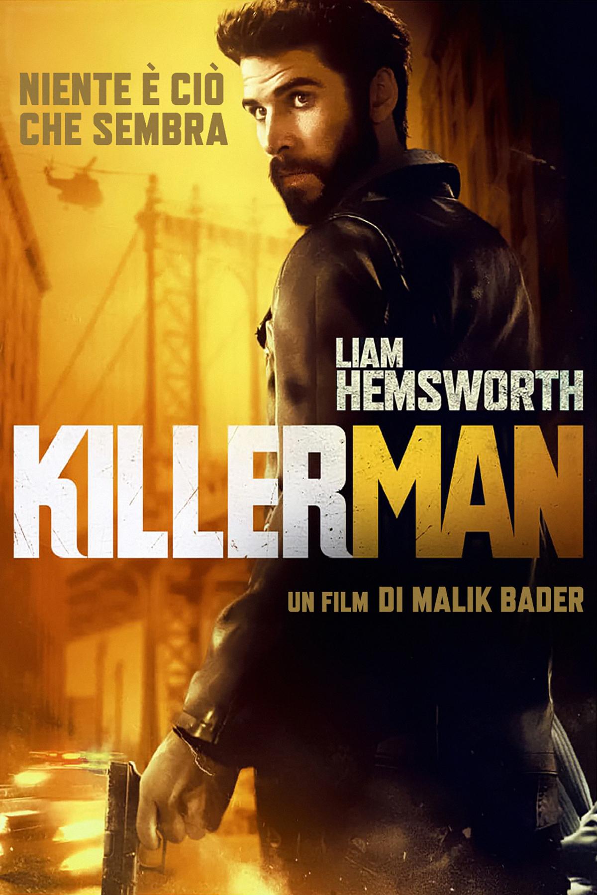 Killerman 2021 Dual Audio Hindi ORG 400MB BluRay 480p ESubs Download