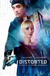 Distorted poster by frankfiume