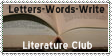 Club Stamp II by Letters-Words-Write