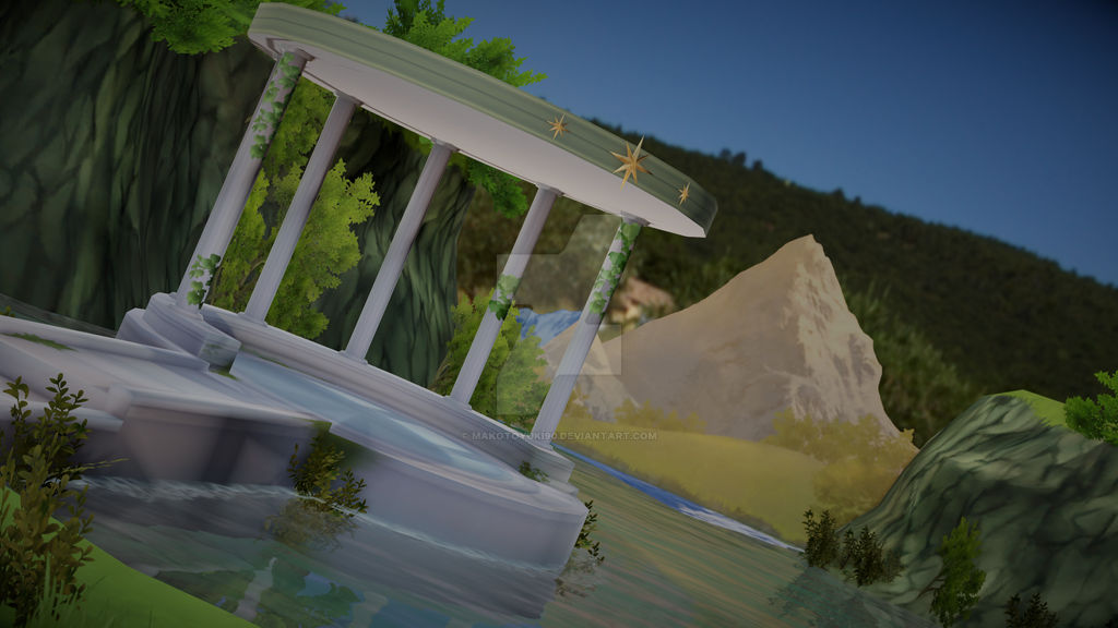[MOD] Honey select neo map Fantasy Forest DL by