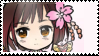 Nyotalia Japan Stamp by AskFemNihon