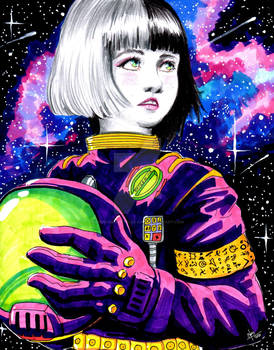 interstellar traveler
