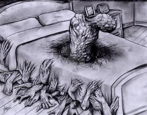 nest of nightmares