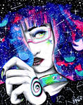 look beyond the universe by EROS-ARISTOTELES-ART