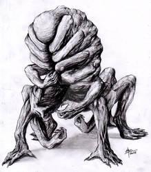 human worm