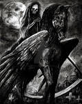 THE REAPER by EROS-ARISTOTELES-ART
