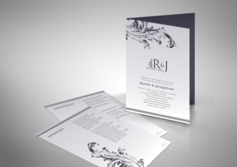 Wedding Invitation 2 by rcryn