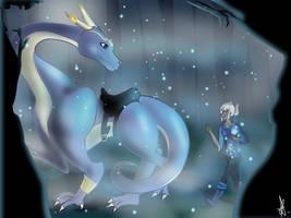 Dragon Assignment! by SpiritseekerDA