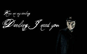 Johnny Three Tears - Hollywood Undead by BubbleeGummies
