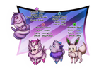 [PKMN-Clutch] .: Colorful Poofs :. {Closed}